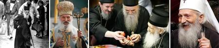 Патриарх Сербский Павел: жизнь в фотографиях