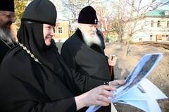 Святейший Патриарх Алексий и Зачатьевский монастырь