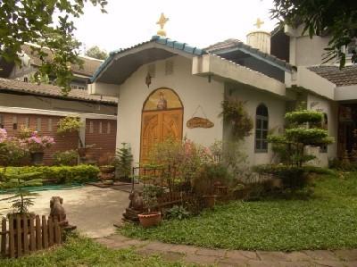 Никольский храм в Бангоке