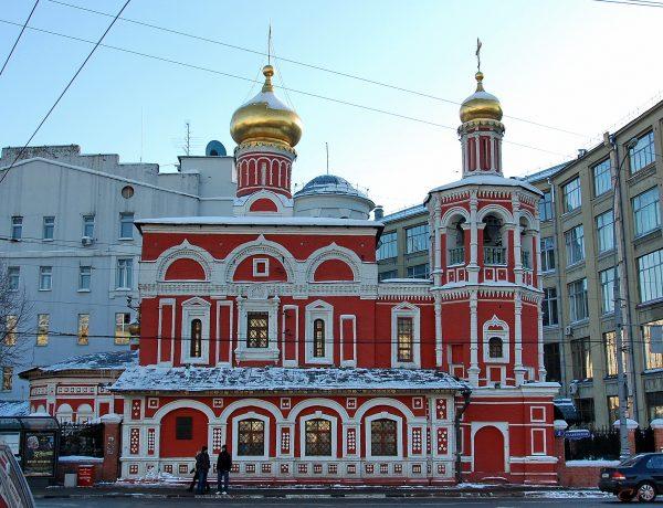 Реставрацию московской церкви Всех Святых на Кулишках планируется завершить в 2011 году