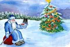 Хорошо ли детям верить в Деда Мороза?