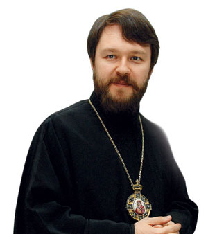 Архиепископ Иларион (Алфеев). Фото: Русский репортер