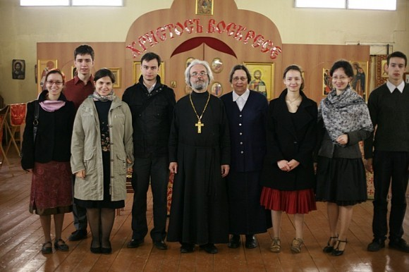 В день 60-летнего юбилея отца Александра. Фото Анатолия Данилова