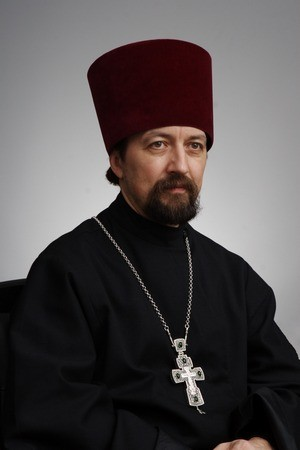 Протоиерей Максим Козлов. Фото: Пресс-служба МДА
