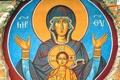 Новгородская икона Божией Матери «Знамение»