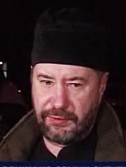 Священник Виталий Зубков