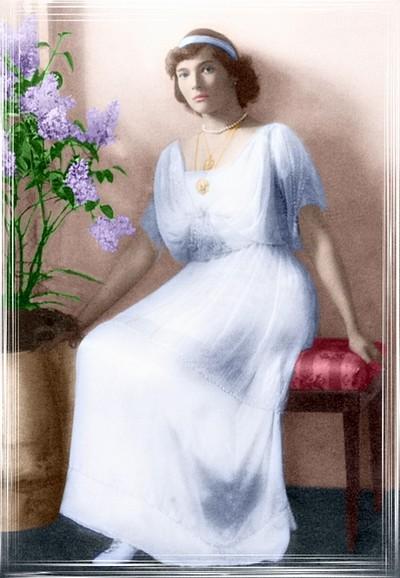 Татьянин день - великая княжна Татьяна Николаевна