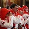 На Олимп с молитвой! Патриарх благословил российскую сборную