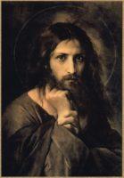Иконы Иисуса Христа. Картина Эль Греко