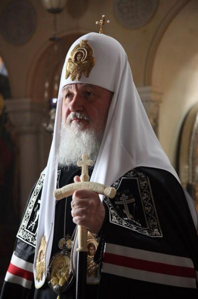 Святейший Патриарх Московский и всея Руси Кирилл. Фото: Патриархия.ру