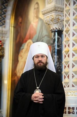Митрополит Иларион (Алфеев). Фото mospat.ru