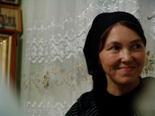 Монахиня Селафиила девятнадцать лет прожила пустынницей в горах