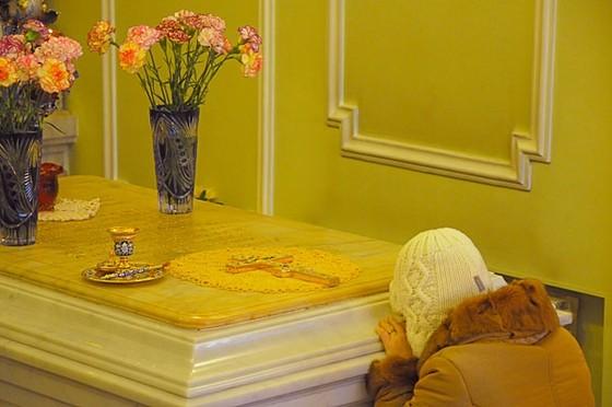 День памяти Ксении Петербуржской