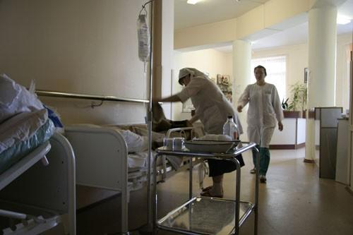 Детская клиническая больница острякова владивосток