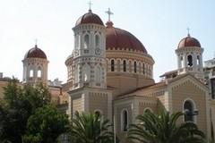 Храм свт. Григория Паламы в Фессалониках