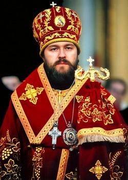 Митрополит Иларион (Алфеев) фото: mospat.ru
