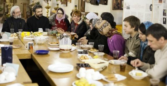 На встрече читателей сайта Православие и мир