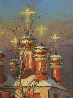 Картина С.В. Нестерчука
