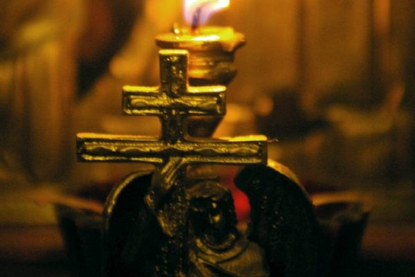 Исповедь на Крестопоклонной