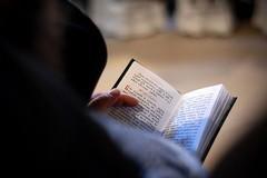 Молитва не должна быть тягостным долгом