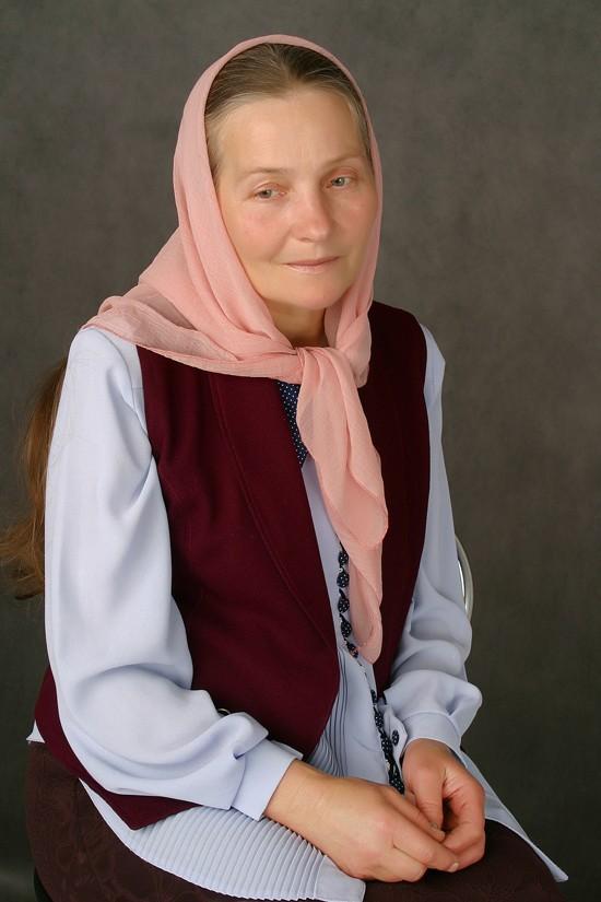 Бабушка. Фото Ирины Большаковой photosight.ru