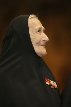 Монахиня Андриана Малышева. Фото: Российская газета rg.ru
