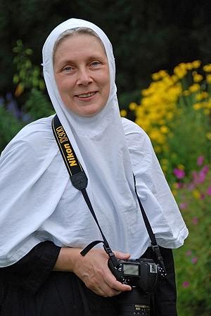Монахиня Елисавета Цвикла. nnm.ru