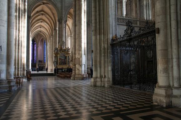 собор в амьене