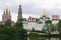 Новодевичий монастырь передан Русской Православной Церкви