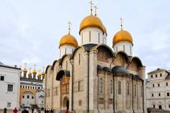 Успенский собор Кремля – свидетель святости