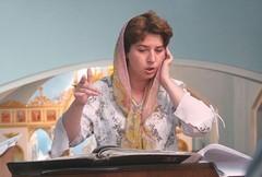 Ищите женщину… в церкви