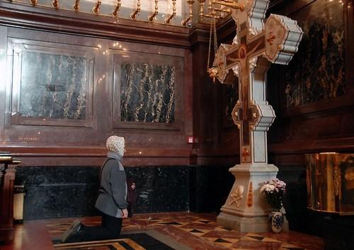 Сколько длится воскресная литургия