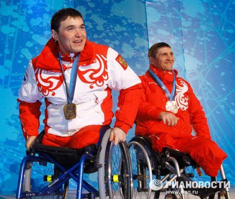 Чемпионы. Фото: РИА Новости