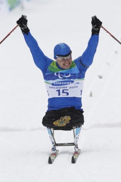 Золотой призер Ирек Зарипов. Фото: РИА Новости