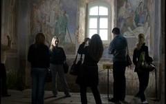 Переполох в музее