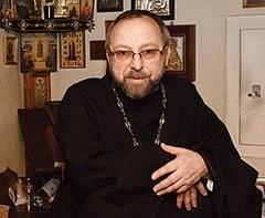 """Протоиерей Лев Большаков. Фото журнала """"Фома"""""""