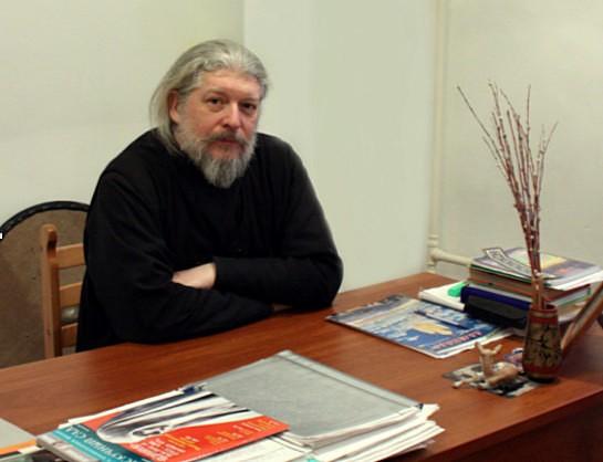 Протоиерей Алексий Уминский. Фото Тамары Амелиной