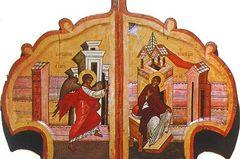 Икона Благовещения: Навстречу восходящему солнцу Евангелия