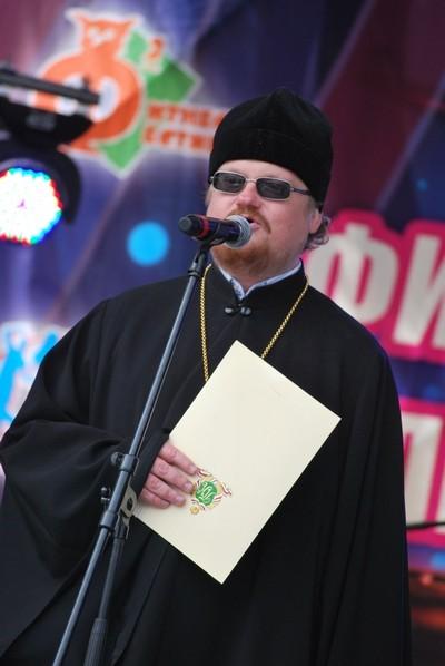 Георгиевский матч в Лужниках