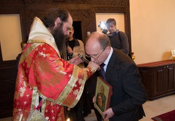 Епископское благословение