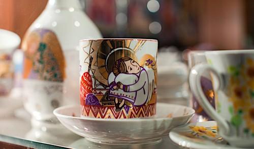 Продукция керамических мастерских пользуется спросом даже за границей