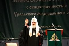 """Святейший Патриарх Кирилл о преемстве, труде и трудовой этике: """"Каждый несет ответственность"""""""