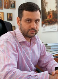 "Владимир Романович Легойда. Фото: журнал ""Эксперт"""
