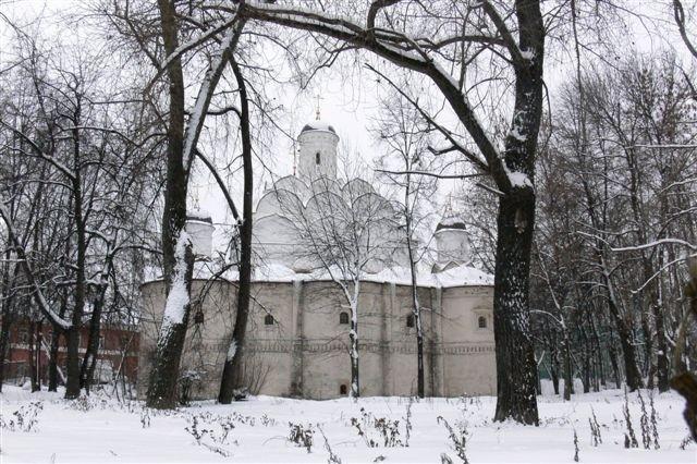 Храм Покрова в Рубцове