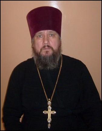 Протоиерей Анатолий Сорокин