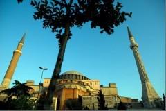 Власти Турции провели исламский обряд в соборе Святой Софии в Стамбуле впервые с 1934 года