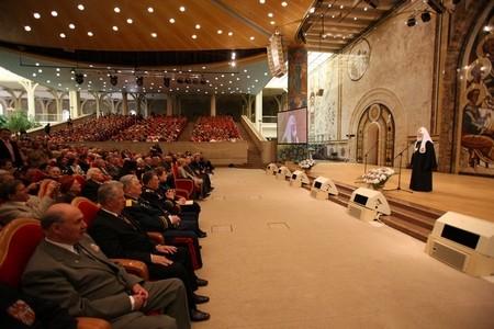 Выступление Святейшего Патриарха Кирилла перед ветеранами