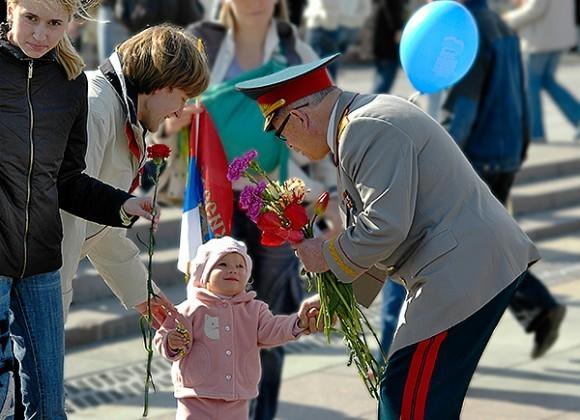 С Днем Победы, товарищ генерал! фото Adan Maen photosight.ru