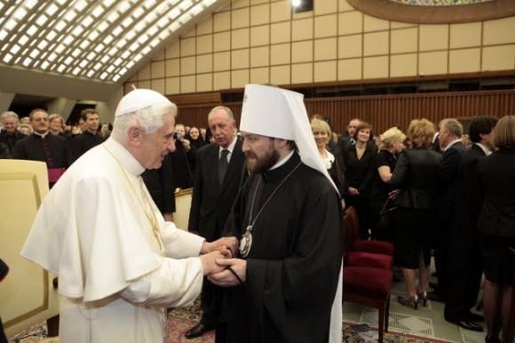 Ilarion&pope