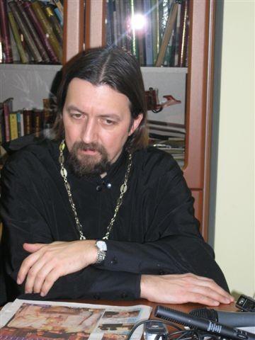 Отец Максим Козлов